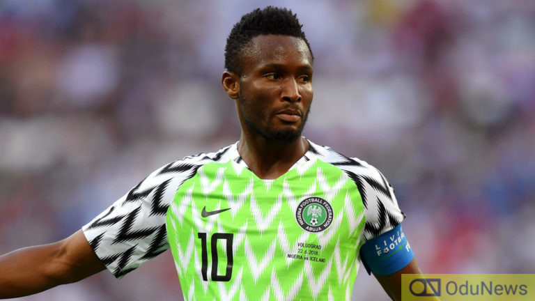 Mikel Obi Undergoes Medical At Stoke City