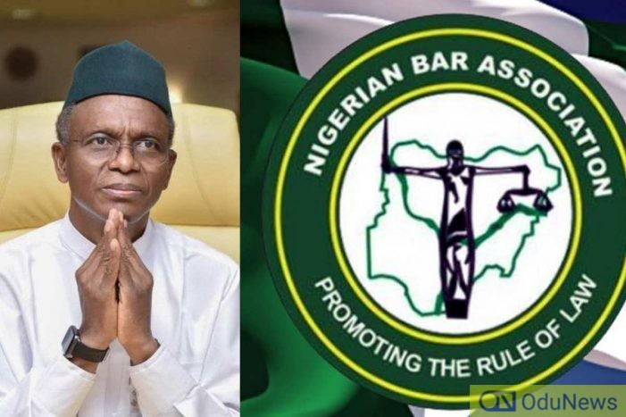 El'Rufai's Dis-invitation: Northern Lawyers Set Up New NBA