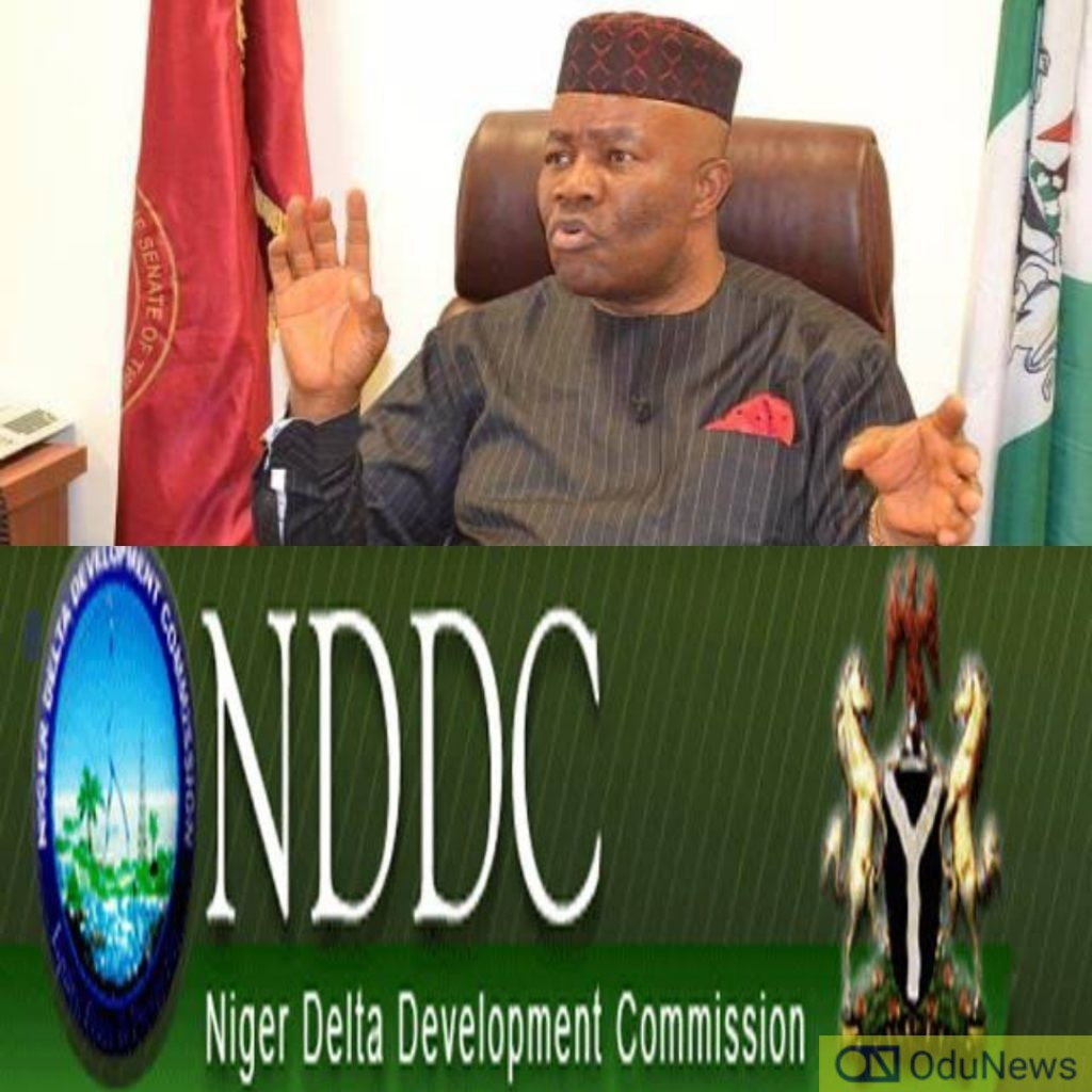 Contract Scam: NDDC Backs Akpabio, Exposes Lawmaker Who Received 250 Contracts In A Day