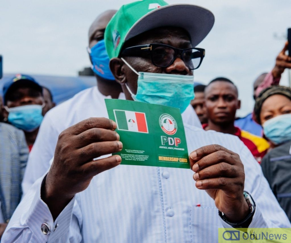 Ondo 2020: 'Desperate' Ajayi Will Not Be Missed - PDP