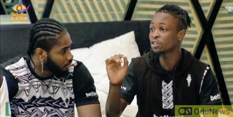 "#BBNaija - ""I Want Laycon Or Prince To Win The Prize"" - Praise"