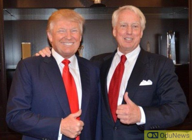 "Donald Trump's Brother ""Very Ill"", Lands In Hospital"