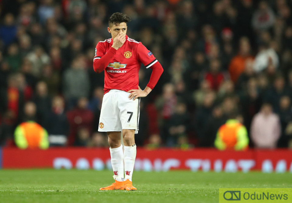 I Wanted To Leave Man Utd After My First Training Session - Sanchez