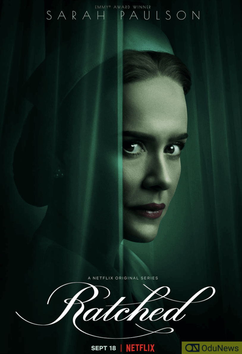 RATCHED Series Poster