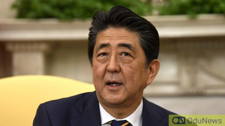 Japan's PM, Shinzo Abe, To Resign Die To Illness