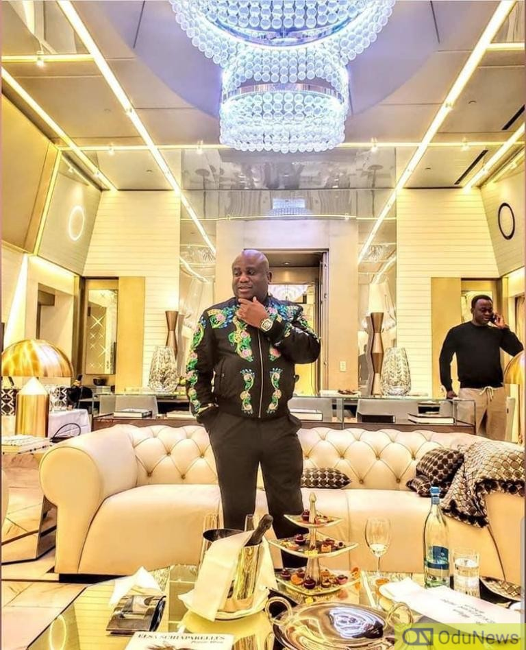 #BBNaija: It's More Difficult For Rich Kids To Succeed Than Poor Ones - Kiddwaya's Dad