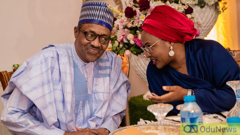 How Buhari's Wife, Daughter & Co-Travellers Escaped Air Crash On Their Way From Dubai
