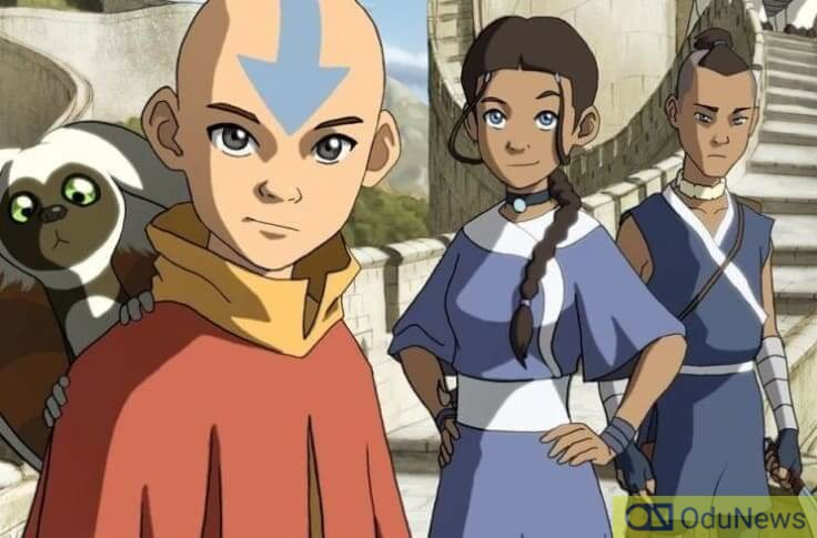 AVATAR: THE LAST AIRBENDER animated series