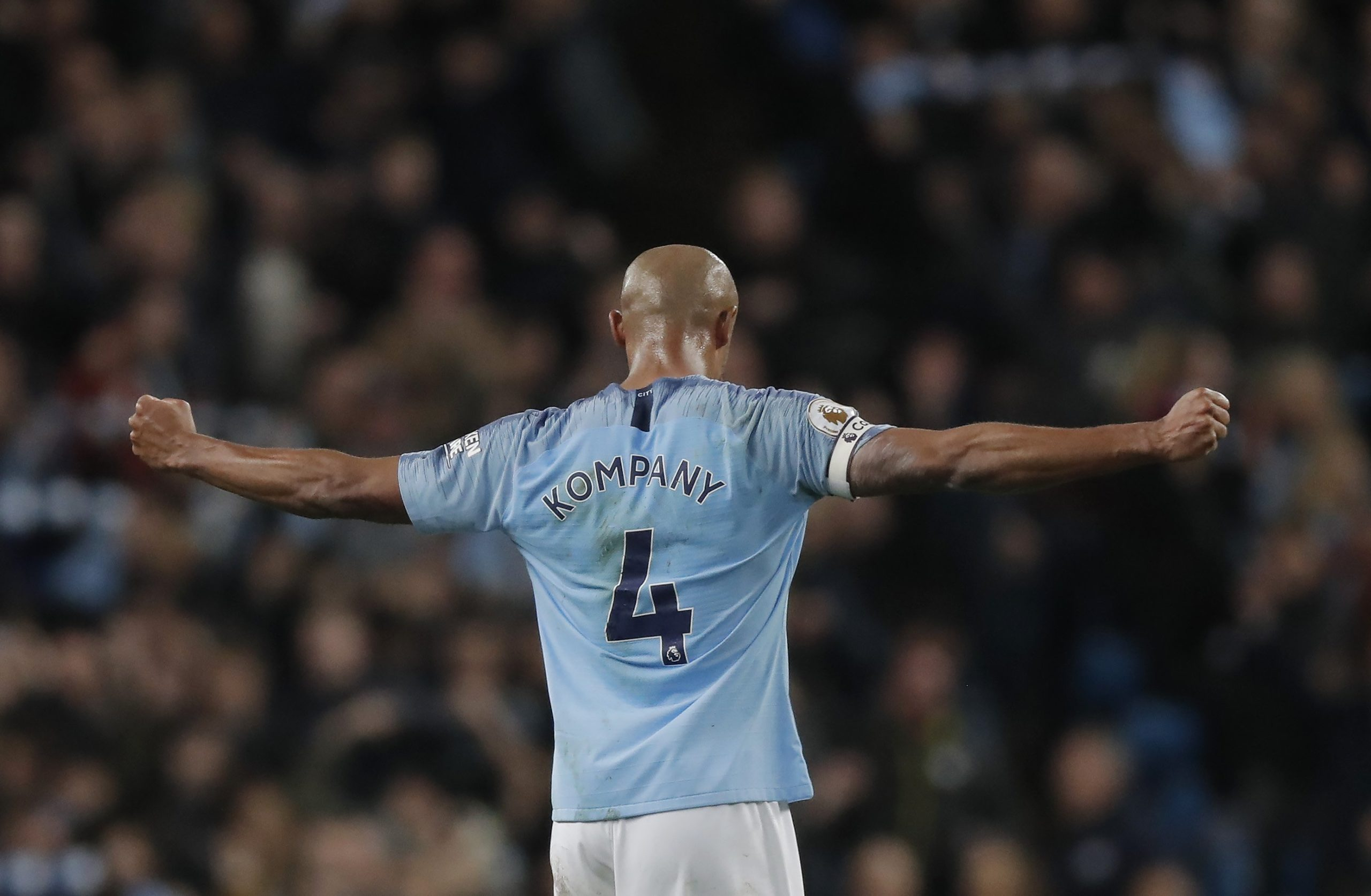 Vincent Kompany Retires From Football