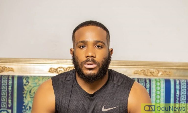 #BBNaija: My Bank Account Can't Be Compared To Other Housemates - Kiddwaya Brags