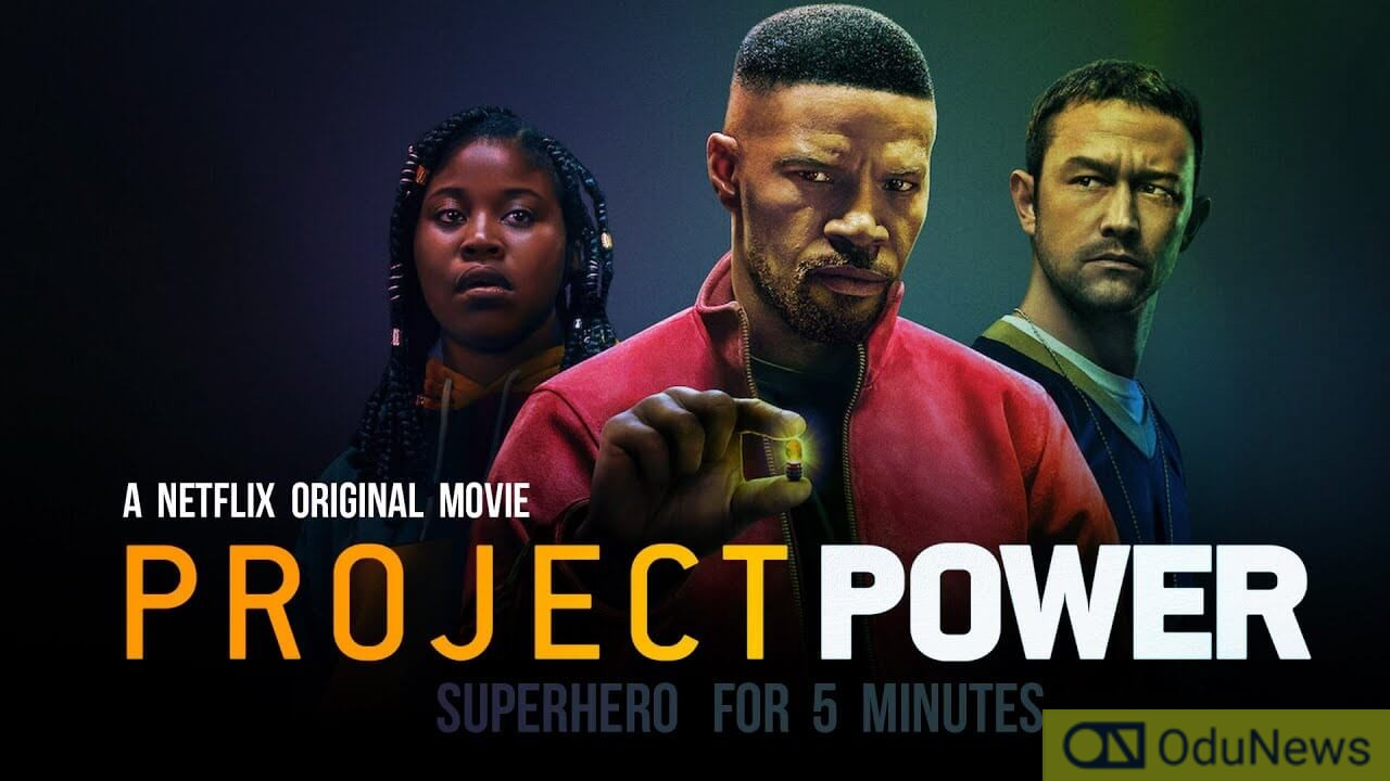 Project Power movie poster
