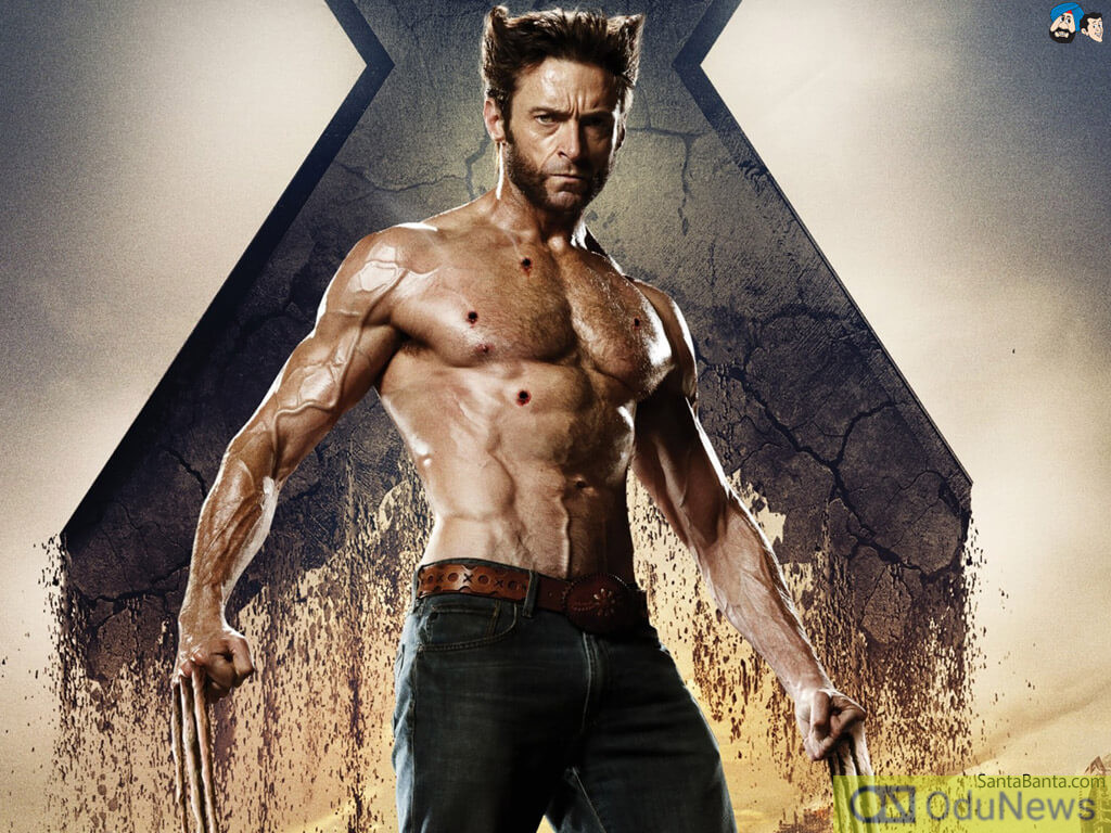 Hugh Jackman portrayed Wolverine in the X-MEN films