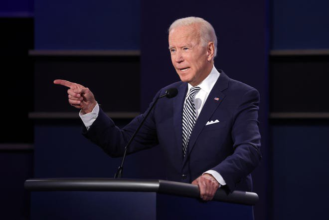 """Will You Shut Up Man"" - Biden Fires Trump At US Presidential Debate [VIDEO]"