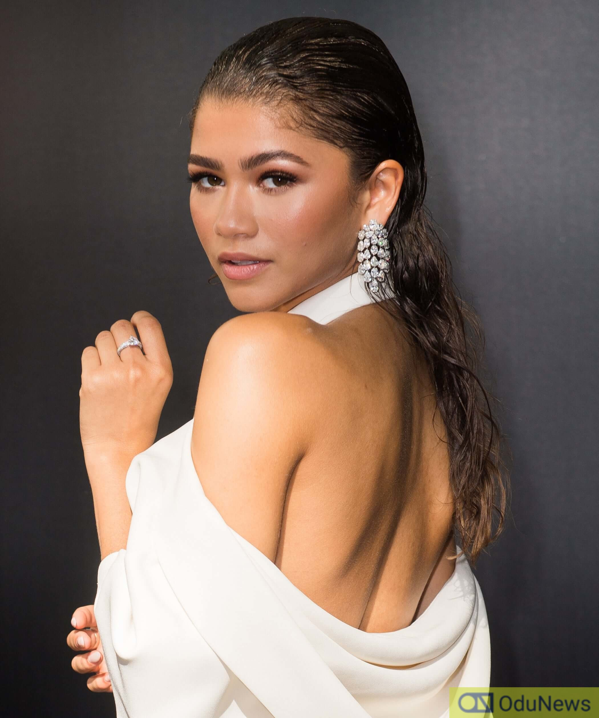 Zendaya says her role is a very small one