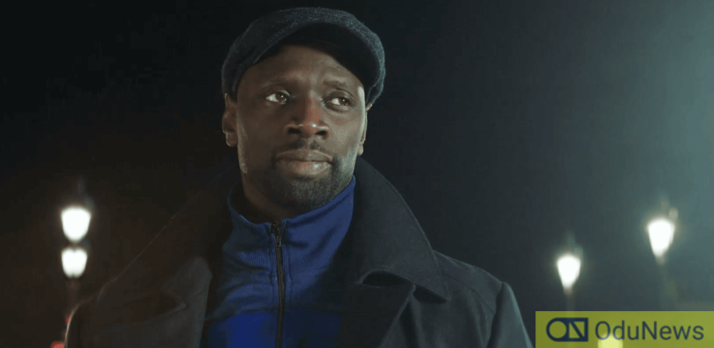 Omar Sy as Arsene Lupin