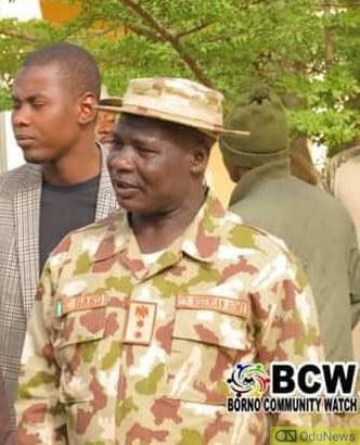 BREAKING: Boko Haram Kills Army Colonel In Borno