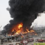 [VIDEO] Another Explosion Rocks Beirut Port