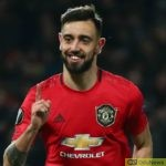 Bruno Fernandes Wins Man Utd 2019/2020 Player Of The Year Award