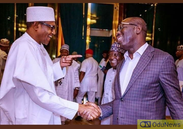 #EdoDecides2020: Buhari Congratulates Obaseki After Election Victory