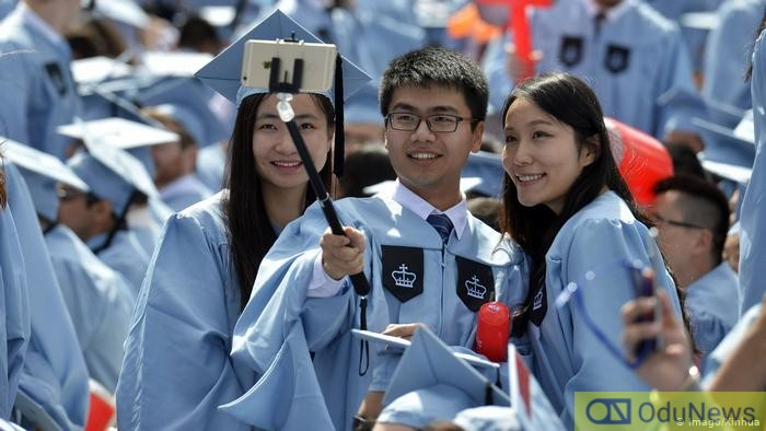 US Cancels Visa For Over 1,000 Chinese Students