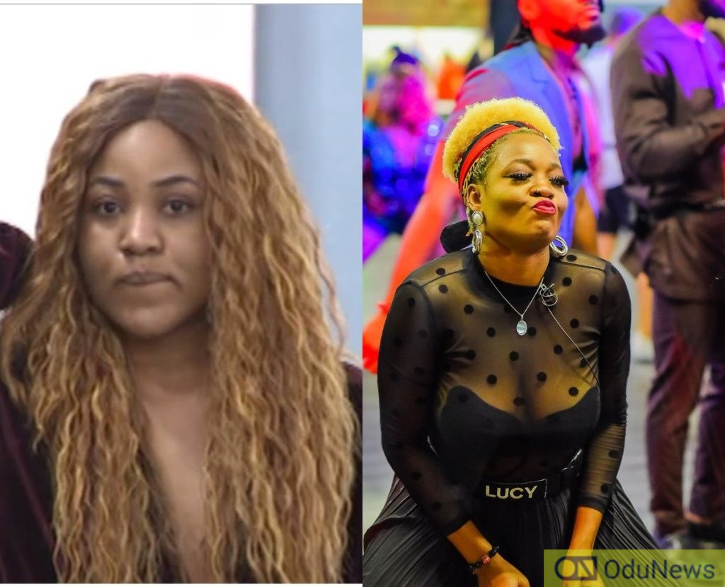 #BBNaija: You're A Bad Energy - Erica Blasts Lucy