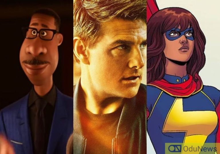 Disney's 'Soul' Premiere Date, Tom Cruise Performs Insane Stunt For 'Mission Impossible 7' & New Details On 'Ms. Marvel' Series
