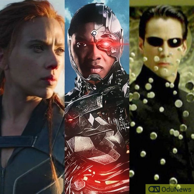 'Black Widow' Director Says It's More Serious Than Other MCU Films, 'The Flash' To Include Ray Fisher's Cyborg & 'The Matrix 4' Difference In Style From Predecessors