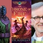 Netflix To Adapt Rick Riordan's 'Kane Chronicles' Into Feature Films, Marvel Casts Kang & 'Jurassic World' Animated Series Reveals Steven Spielberg's Advice