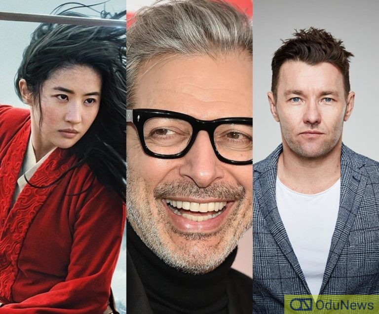 Why Mushu Isn't Part Of Live-Action 'Mulan', Jeff Goldblum Reveals Relevance Of His Character In 'Jurassic World 3' & Sebastian Stan, Vanessa Kirby Starring In 'The Brutalist'