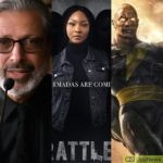 Jeff Goldblum Reveals Fresh Details From 'Jurassic World: Dominion', Cast Of 'Rattle Snake' Remake Revealed & 'Black Adam' Producer On Introducing JSA