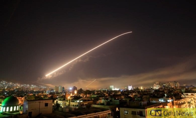 Israeli Airstrikes On Syria Kill 11
