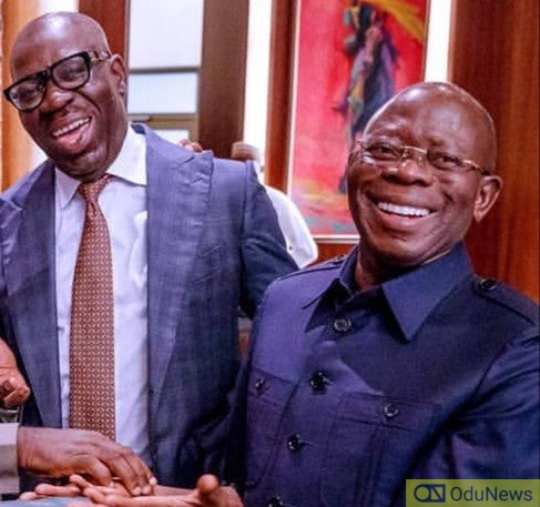 Edo 2020: Why I Broke Up With Oshiomhole - Obaseki