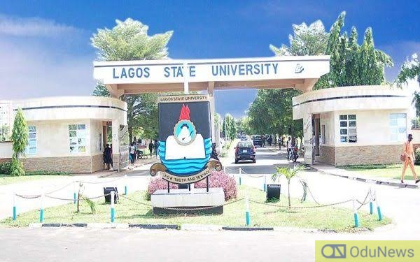 Strike: LASU Workers Lock Out VC, Students