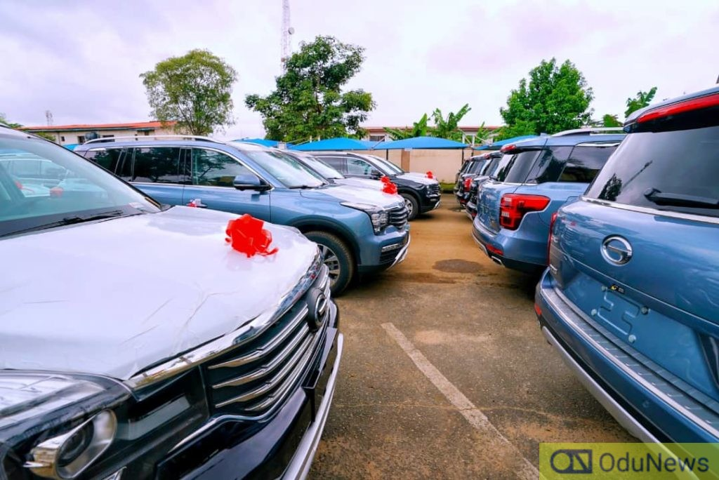 Sanwo-Olu Gives Lagos Judges 51 SUVs, 8 Houses