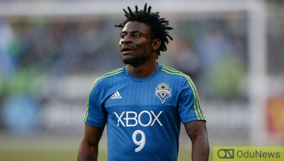 Obafemi Martins Joins Chinese Club Wuhan FC