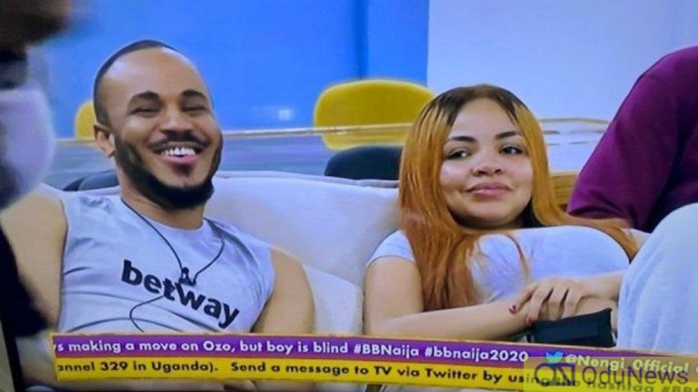 #BBNaija: Why I Rejected Ozo's Proposal - Nengi Opens Up To Laycon