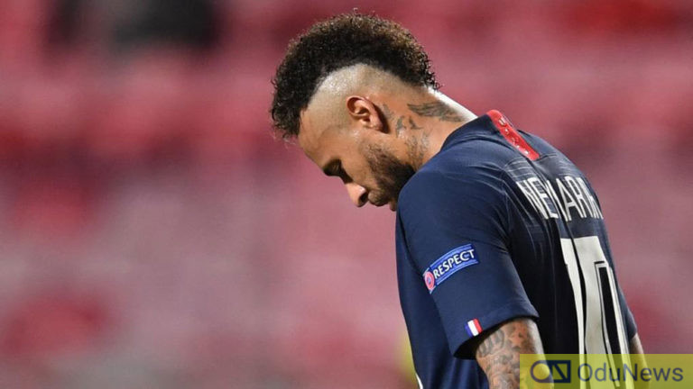 Neymar Tests Positive For Coronavirus