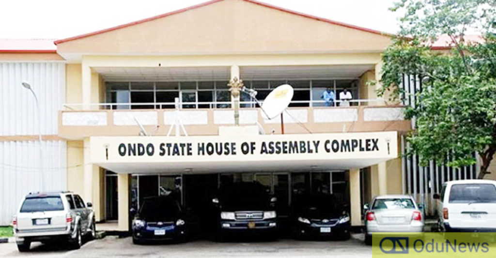 Thugs Take Over Ondo National Assembly Building