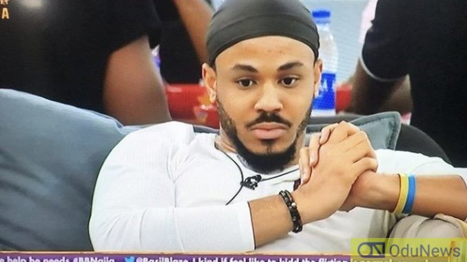 #BBNaija: I'm No Longer Interested In Nengi - Ozo