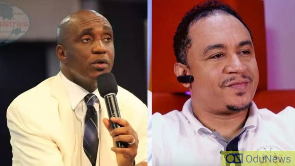 Pastor Ibiyemie Under Fire For Attacking Daddy Freeze