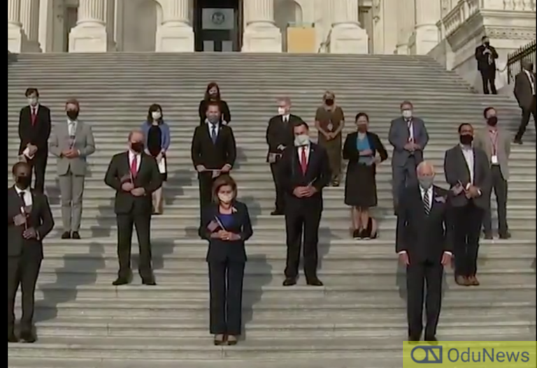 HAPPENING LIVE: Americans Mark 19th Anniversary of September 11 Attack