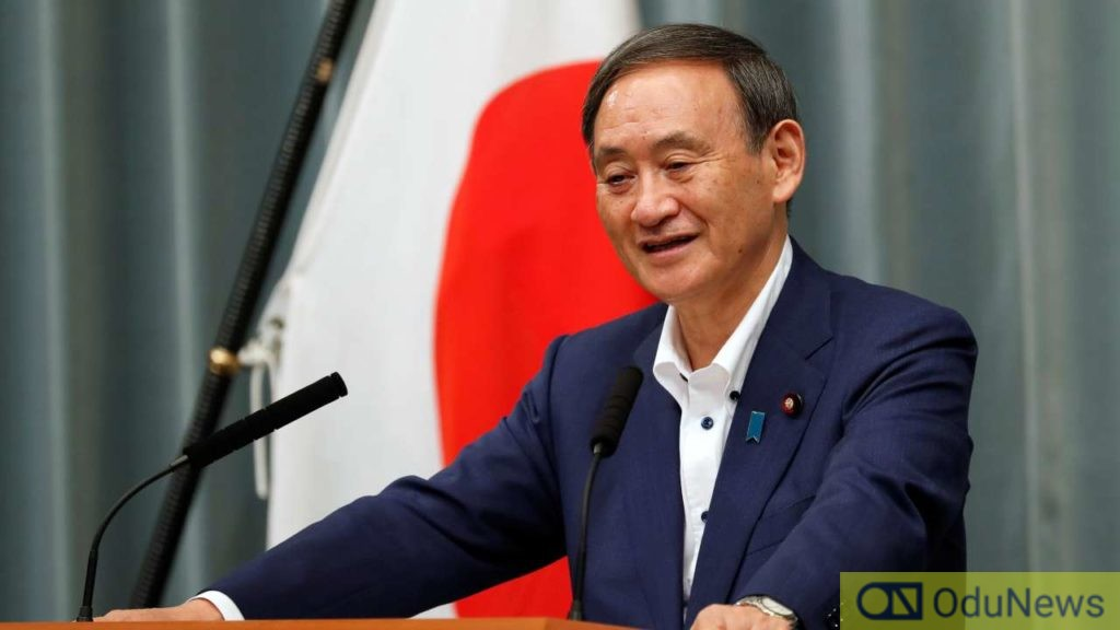 Yoshihide Suga Elected To Replace Shinzo Abe As Japan's New PM
