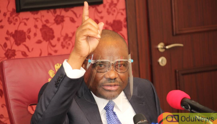 Edo 2020: APC's Win Puts Your Political Life In Danger - Wike To PDP Leaders