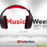 Patoranking, DJ Cuppy, Adekunle Gold and Fireboy DML hangout with fans to celebrate YouTube Music Week