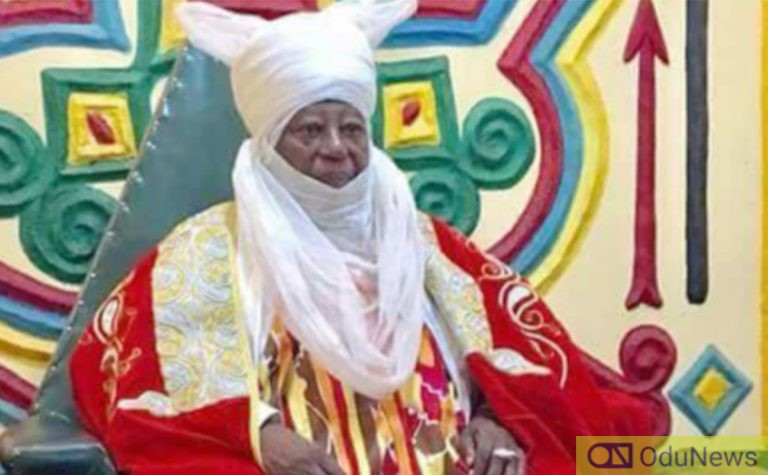 Emir of Zazzau Is Dead