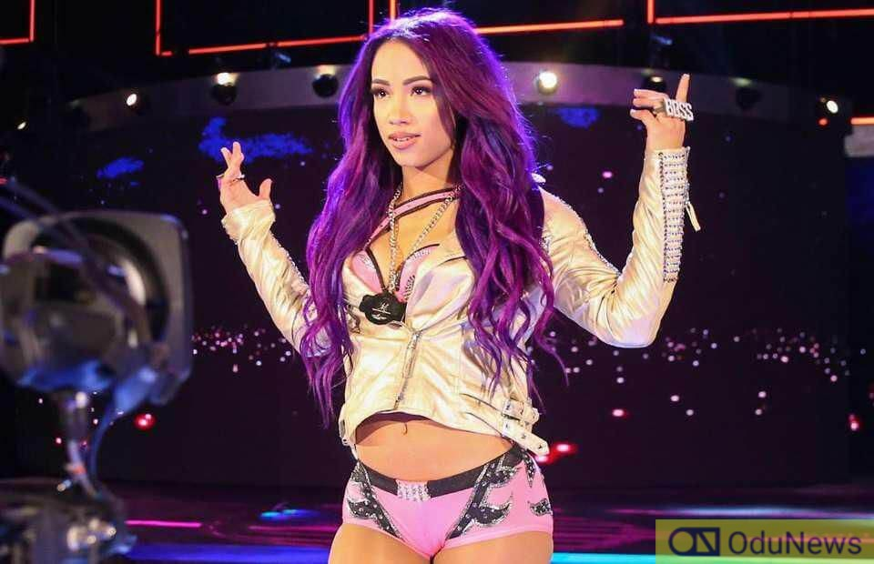 WWE superstar Sasha Banks has a role in THE MANDALORIAN season 2