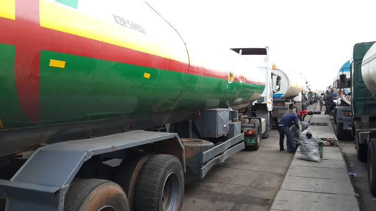Fuel Scarcity Looms As Tanker Drivers Begin Strike