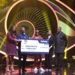 #BBNaija: Laycon Receives ₦30m Cash Prize, Other Gifts