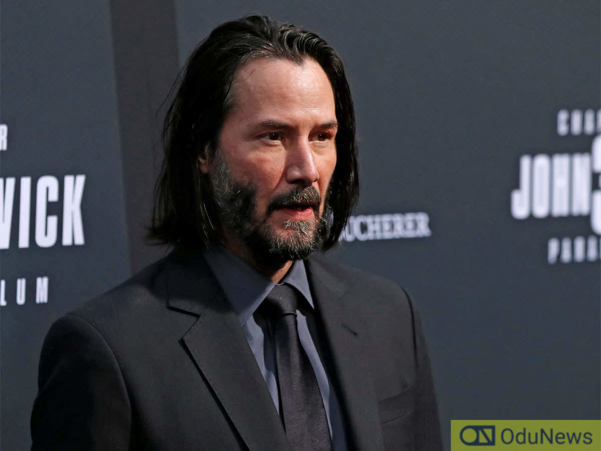 Keanu Reeves voiced Duke Caboom