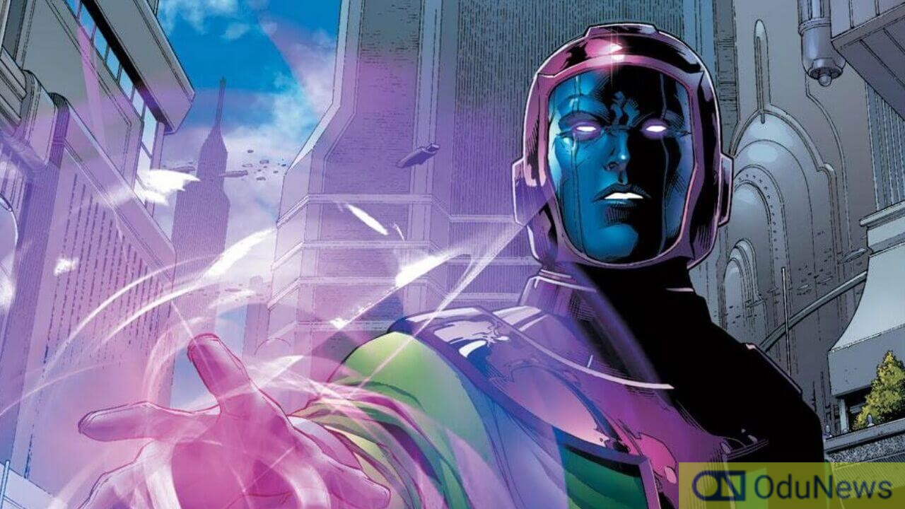 Kang the Conqueror in the comics
